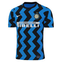 2020/21 Inter Milan 1:1 Quality Home Fans Soccer Jersey