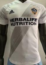 2020 LA G Home White Player Version Soccer Jersey