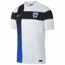 2020 Euro Finland 1:1 Quality Home Fans Soccer Jersey