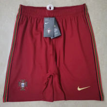 2020 Euro Portugal Home  Shorts Pants