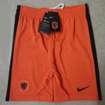 2020 Euro Netherlands Home  Shorts Pants
