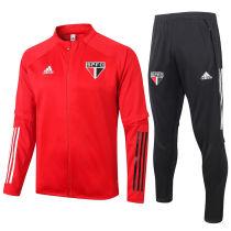 2020/21 Sao Paulo Red Jacket Tracksuit