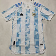 2020 Argentina Home Player Soccer Jersey