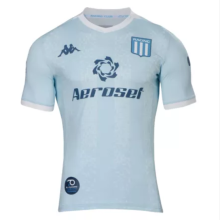 2020 Racing Away Fans Soccer Jersey