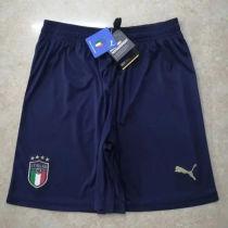 2020 Euro Italy Blue Shorts Pants
