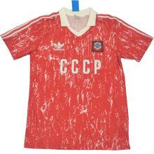 1990/92 CCCP Home Retro Soccer Jersey