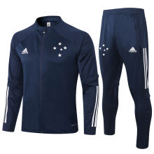 2020/21 Cruzeiro Royal Blue Jacket Tracksuit