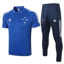 2020/21 Cruzeiro Blue Polo Tracksuit