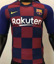 19/20 BA Home Player Version Soccer Jersey