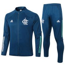 2020/21 Flamengo Royal Blue Jacket Tracksuit