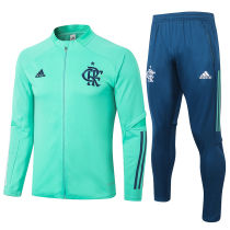 2020/21 Flamengo Royal Green Jacket Tracksuit