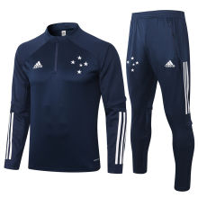 2020/21 Cruzeiro Royal Blue Sweater Tracksuit