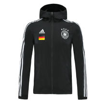 2020/21 Germany Black Windbreaker