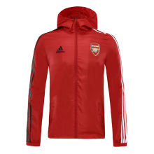 2020/21 Arsenal Red Windbreaker