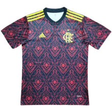 2020 Flamengo Red Training Soccer Jersey