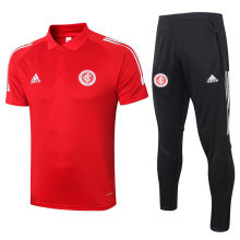 2020/21  Internacional Red Polo Tracksuit