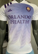 2020 OLD White Player Version Soccer Jersey
