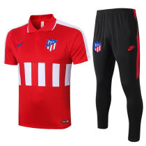 2020/21 AT Madrid Red Polo Tracksuit