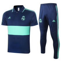 2020/21 RM Royal Blue Polo Tracksuit