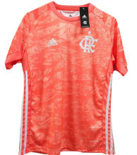 2020 Flamengo Orange GK Soccer Jersey
