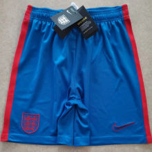 2020 Euro England Blue Shorts Pants