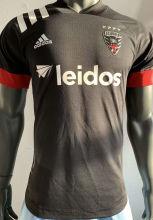 2020 D.C. U Black Player Version Soccer Jersey