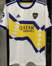2020/21 Boca Away 1:1 Quality Fans Soccer Jerseys
