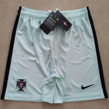 2020 Euro Portugal Away Shorts Pants