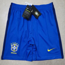 2020 Brazil Blue Shorts Pants