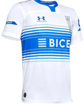 2020 Universidad Catolica White Fans Soccer Jersey