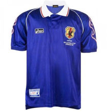 1998 Japan Home Retro Soccer Jersey