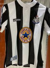 1995-1997 Newcastle Home Retro Soccer Jersey