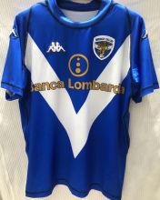2003/04 Brescia Home Retro Soccer Jersey