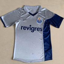 2001 Porto Away Retro Soccer Jersey