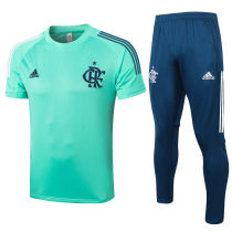 2020/21 Flamengo Green Training Tracksuit