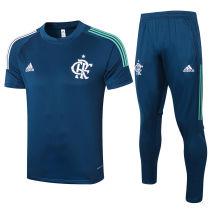 2020/21 Flamengo Royal Blue Training Tracksuit
