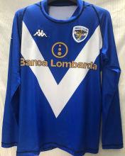 2003/04 Brescia Home Retro Long Sleeves Soccer Jersey