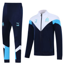 2020 Marseille White Jacket Tracksuit