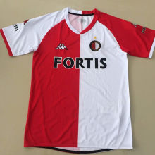 2008 Feyenoord Home Retro Soccer Jersey