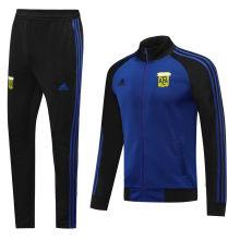 2020 Argentina Blue Jacket Tracksuit