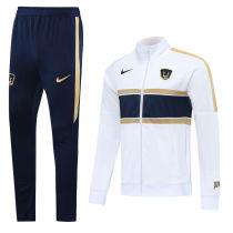 2020/21 Pumas UNAM White Jacket Tracksuit