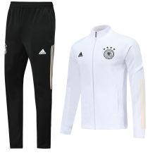 2020/21 Germany White Jacket Tracksuit