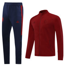 2020/21 Arsenal Jujube Red Jacket Suit