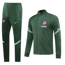 2020/21 ATM Green Jacket Tracksuit