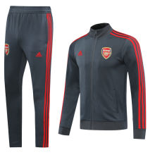 2020/21 Arsenal Gray Jacket Suit