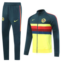 2020/21 Club America Yellow Jacket Suit