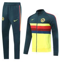 2020/21 Club America Yellow Jacket Suit
