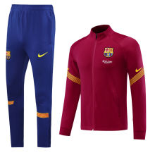 2020/21 BA Red And Blue Jacket Tracksuit