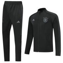 2020/21 Germany Black Jacket Tracksuit