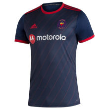 2020 Chicago Fire Home Fans Soccer Jersey